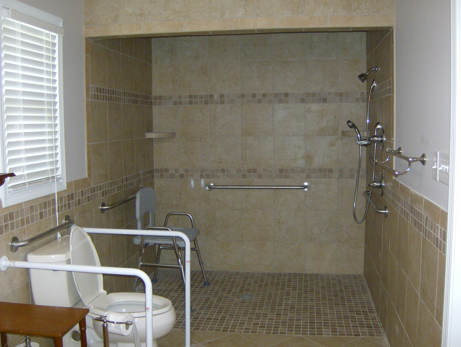 Handicapped accessible remodeling in clarksville tennessee for Creative renovations